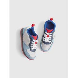 Toddler Retro Colorblock Sneakers
