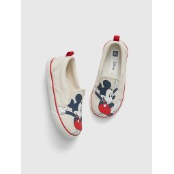 babyGap | Disney Mickey Mouse Slip-On Sneakers