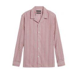 Slim-Fit Cotton Resort Shirt
