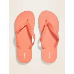 Solid-Color Flip-Flops for Men