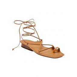 Leather Gladiator Sandal