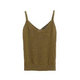 Heritage Linen Sweater Tank