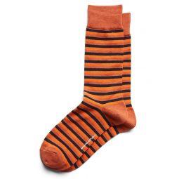 Three Color Stripe Sock